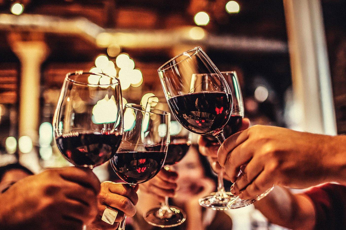 Польза для здоровья от употребления вина