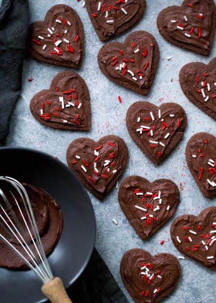 Безглютеновое шоколадное печенье